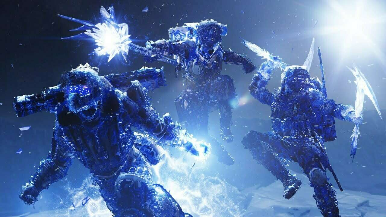Destiny 2 Saison 15 Ajout de nouveaux pistolets à stase légendaires pour plus de meurtres glacés