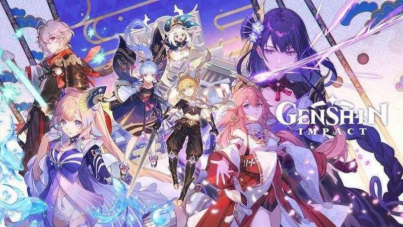 Genshin Impact Version 2.1 (Image via miHoYo)