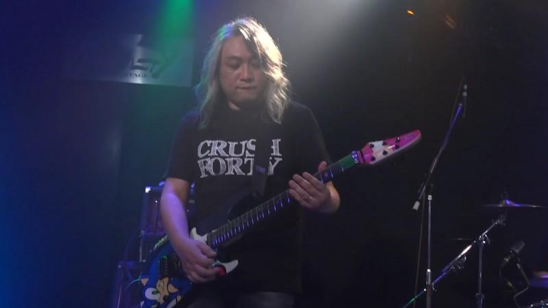 Le guitariste de Crush 40 Jun Senoue parle de la création du groupe et de l'évolution de la musique sonique