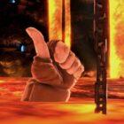 Aléatoire: Sakurai Terminator Reference Sparks DOOM, Fortnite et parmi nous Smash Bros. Spéculation