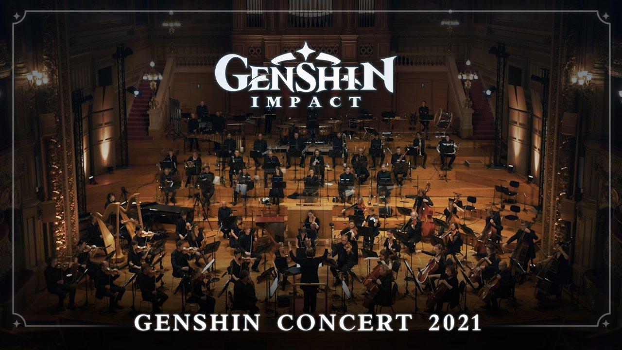 Célébrez 1 an de Genshin Impact avec un concert gratuit le 3 octobre