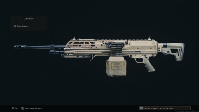 Comment débloquer le RAAL MG dans Call of Duty: Warzone