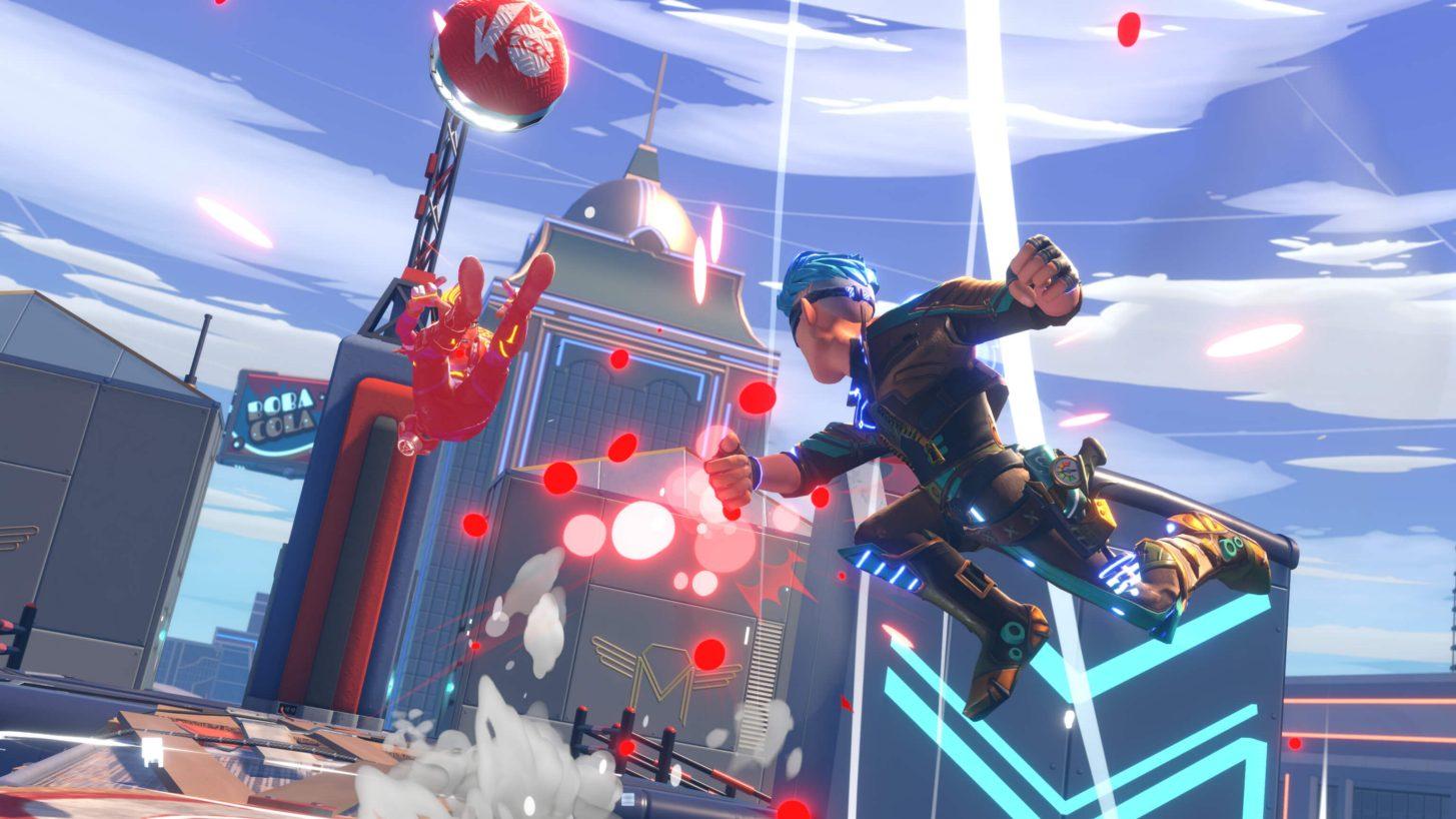 Les cadeaux Prime Gaming de septembre incluent Genshin Impact, Knockout City