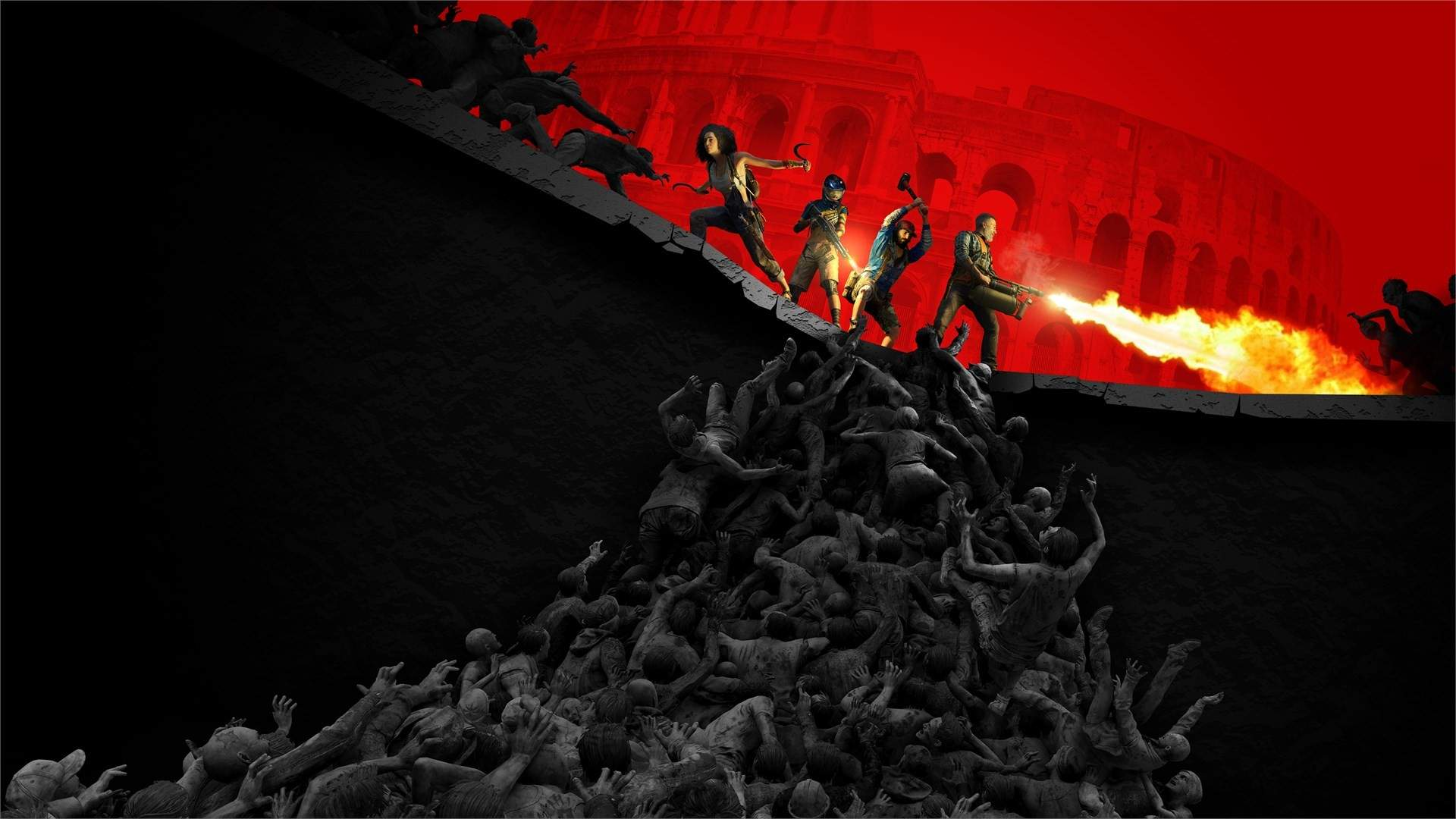 Video For An Inside Look at the Missions of World War Z: Aftermath