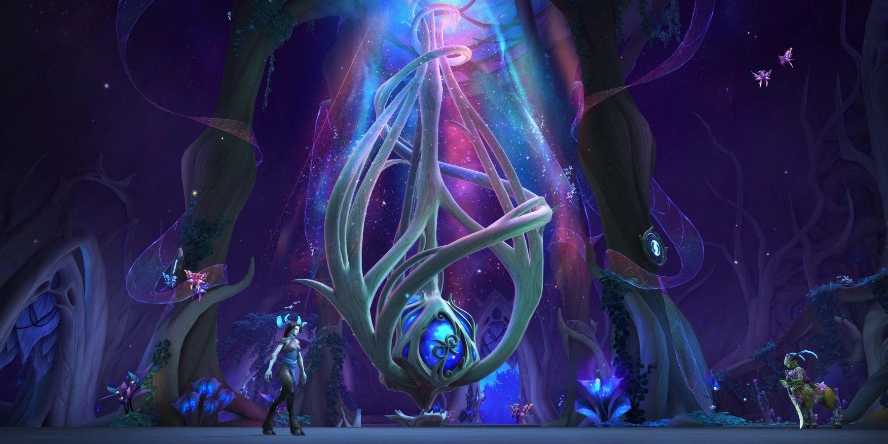 Blizzard envisage de modifier le système Anima de World of Warcraft