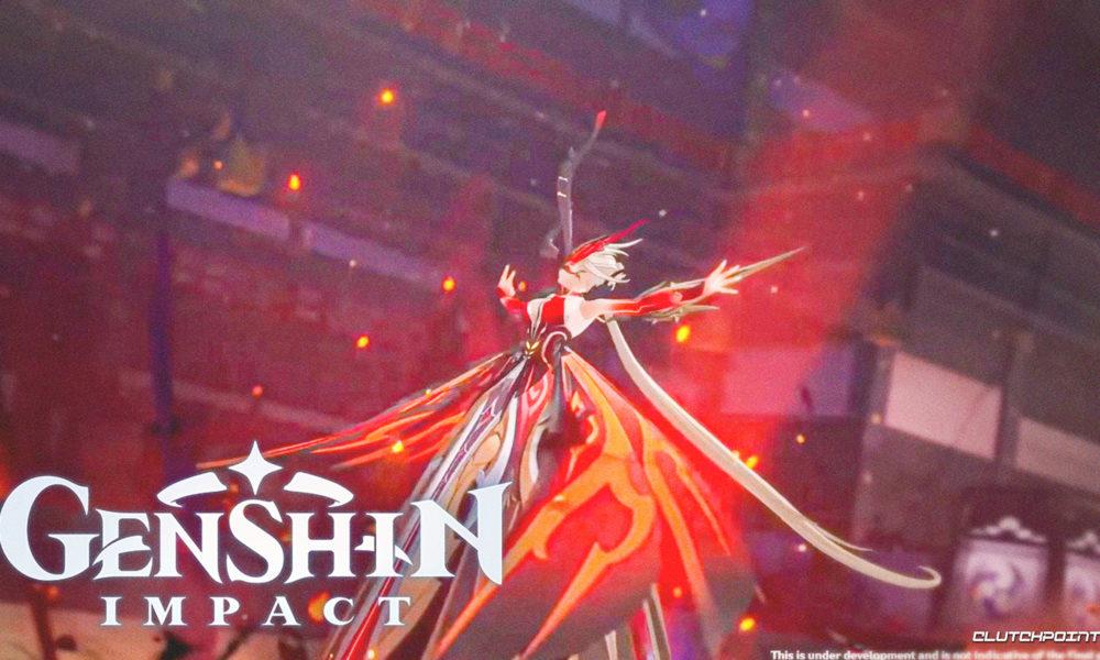 Genshin Impact 2.1 new enemies