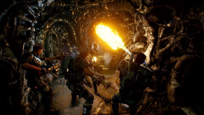 Aliens: Fireteam Elite Review – Dans l'espace, personne ne peut vous entendre ronfler