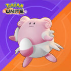 Blissey est maintenant disponible dans Pokémon UNITE