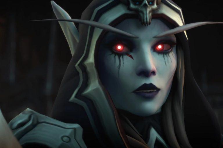 """Blizzard répond aux informations faisant état d'un décalage dans le raid Sanctum of Domination de WoW, dit qu'il """"travaille dur"""" pour résoudre le problème"""