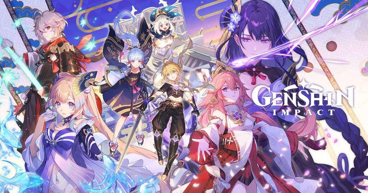 Date et heure de maintenance Genshin Impact 2.1