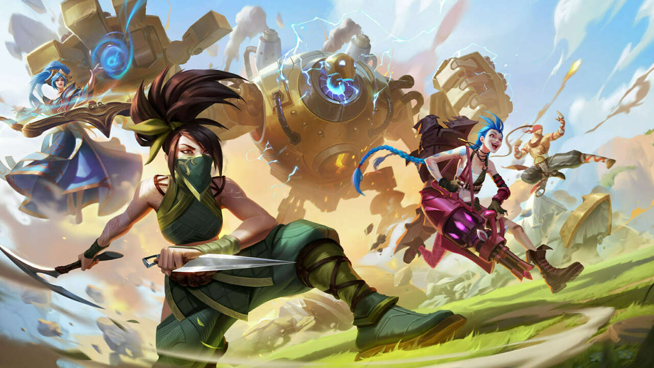 Le championnat du monde de League Of Legends a été déplacé de la Chine vers l'Europe en raison des restrictions liées au COVID