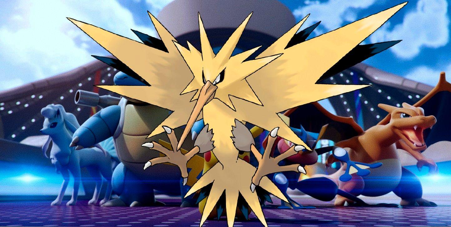 Les joueurs de Pokémon Unite se tournent vers DOTA 2 et LoL pour résoudre le problème de Zapdos