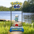 Oshawott révélé pour la journée communautaire de septembre de Pokémon Go