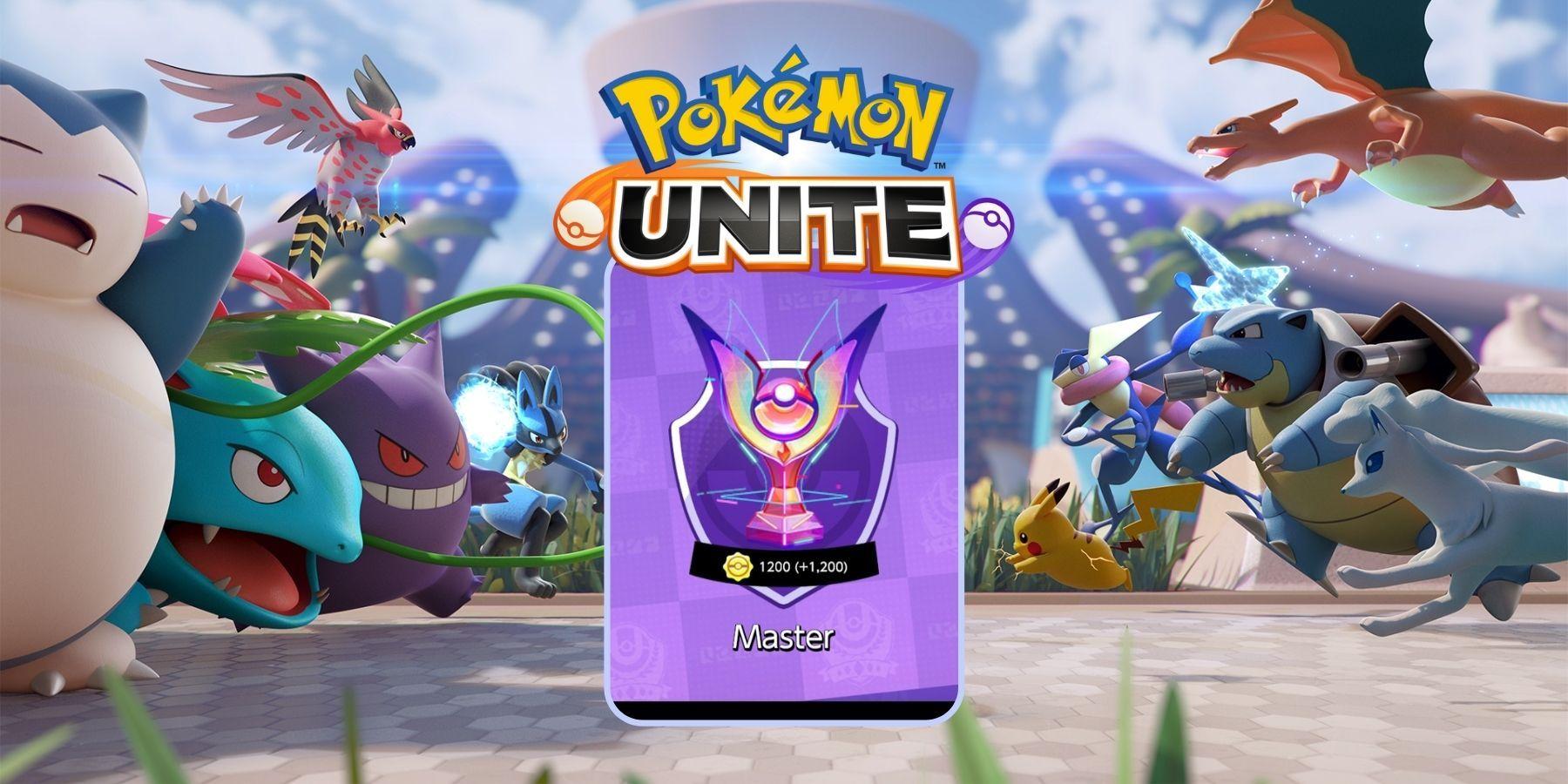 Pokemon Unite Conseils de Master Rank Player