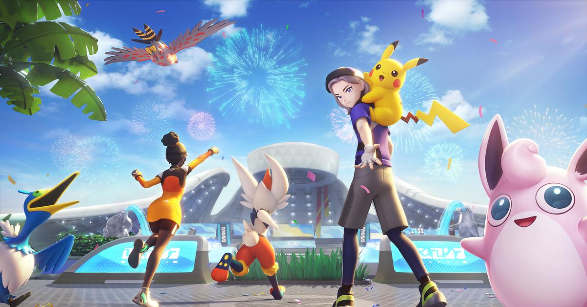 Pokémon Unite : La bataille entre Mons que j'aime et une bonne équipe