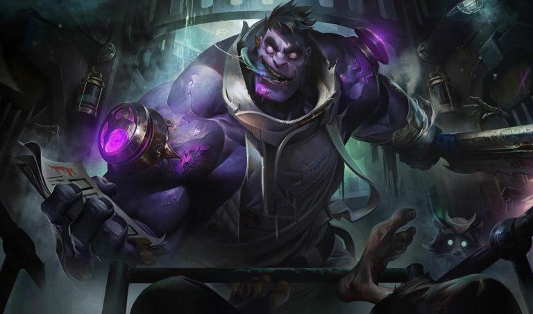 Riot hésite à augmenter considérablement la production VGU de League of Legends à l'avenir