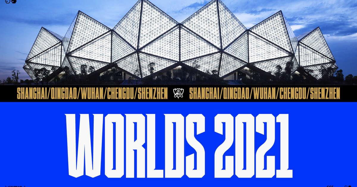 Toutes les équipes qualifiées pour le championnat du monde 2021 de League of Legends