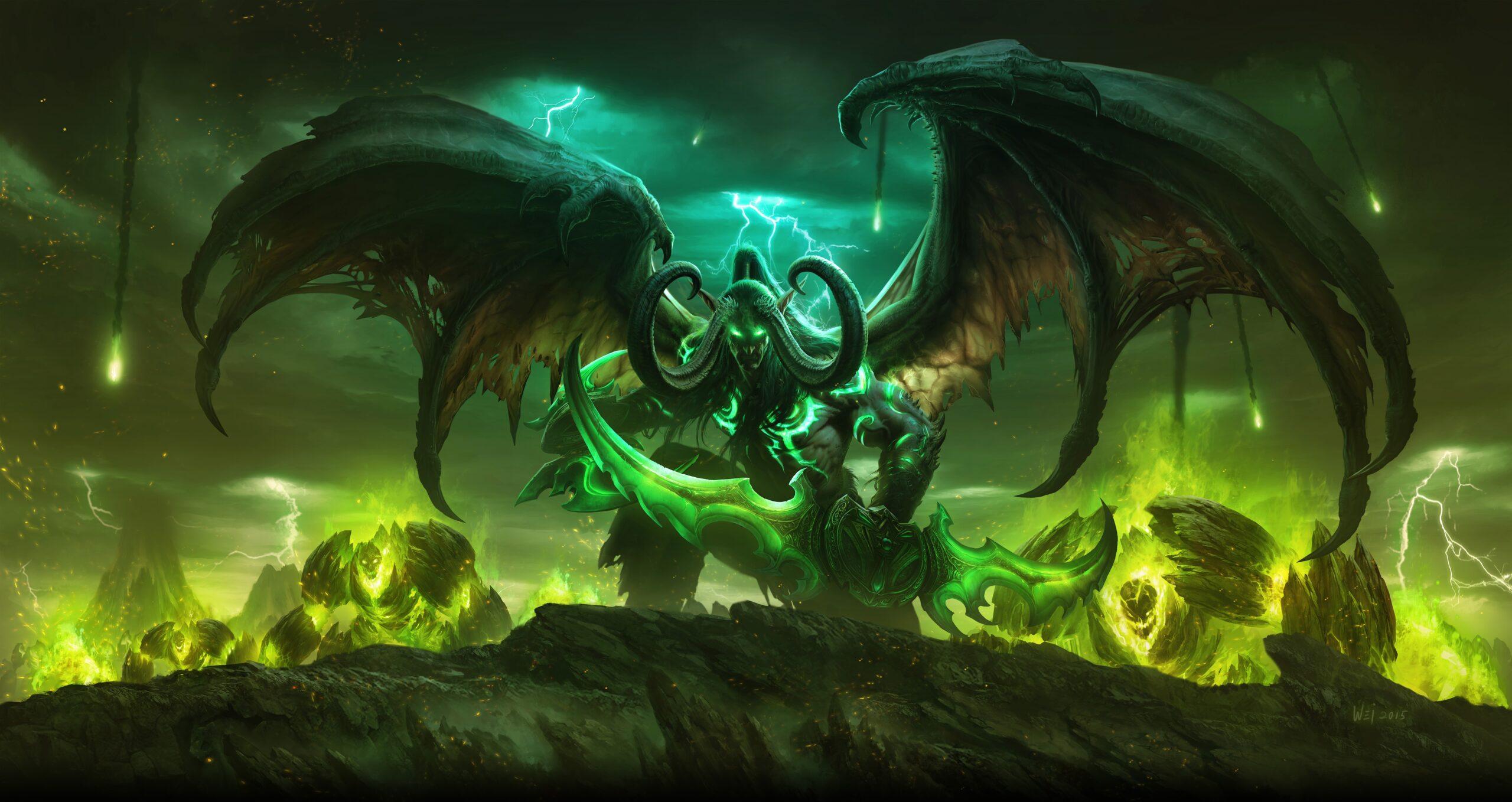 World of Warcraft : Legion a été lancé il y a cinq ans aujourd'hui, le 30 août 2016