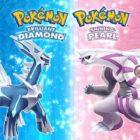 Pokemon Brilliant Diamond et Shining Pearl sont en précommande