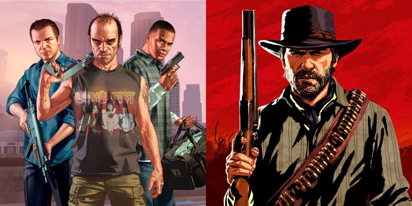 10 façons dont GTA et Red Dead Redemption sont connectés