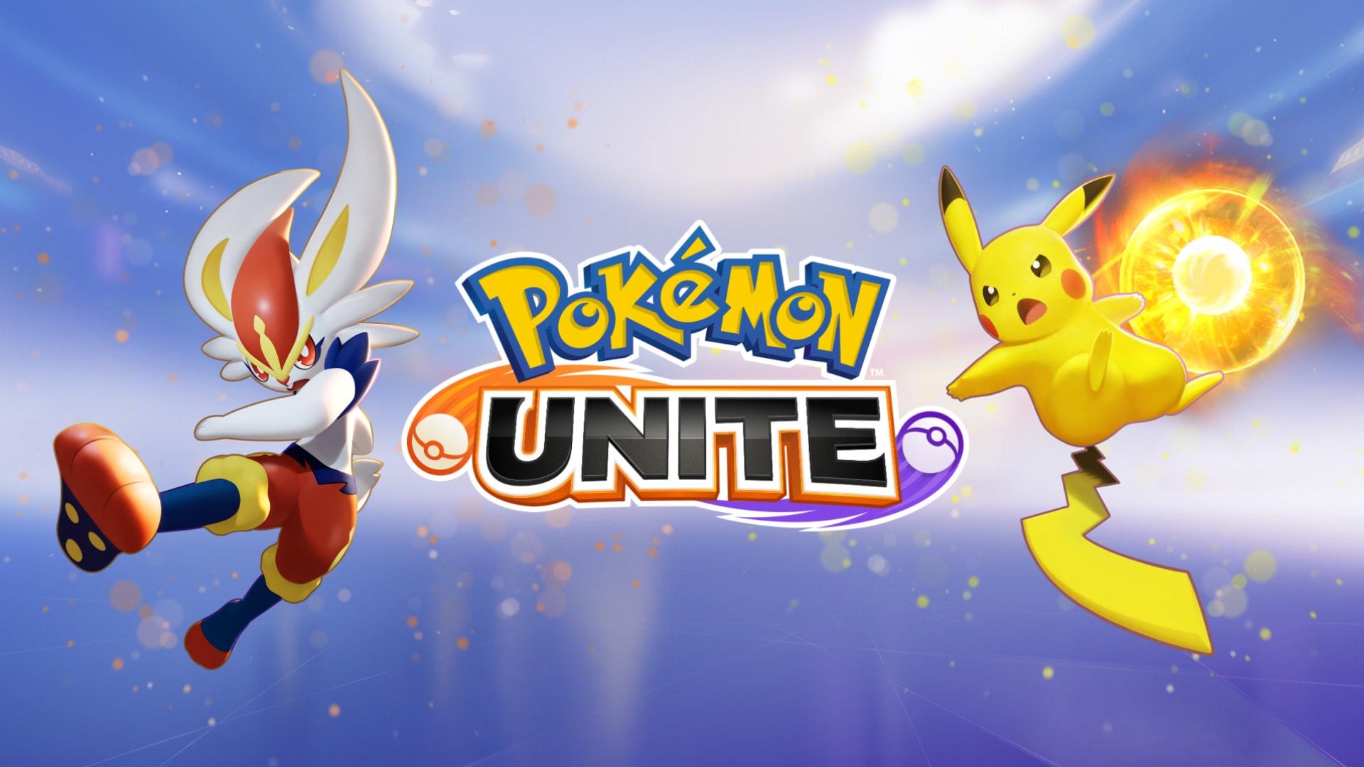 Pokémon UNITE mobile atteint l'objectif de pré-inscription d'origine avant d'en définir un autre