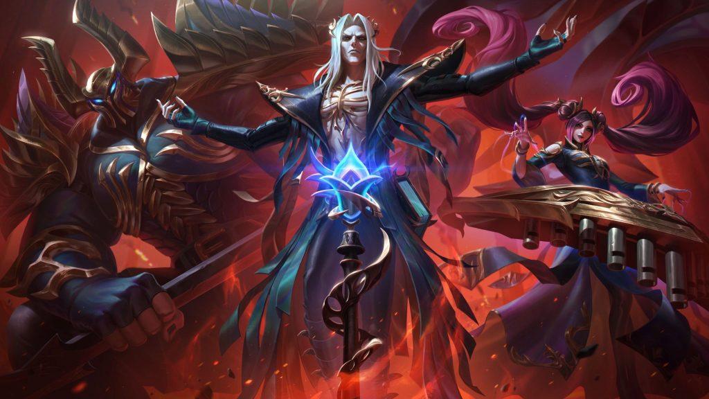 """Le heavy metal interactif débarque dans """"League of Legends"""""""