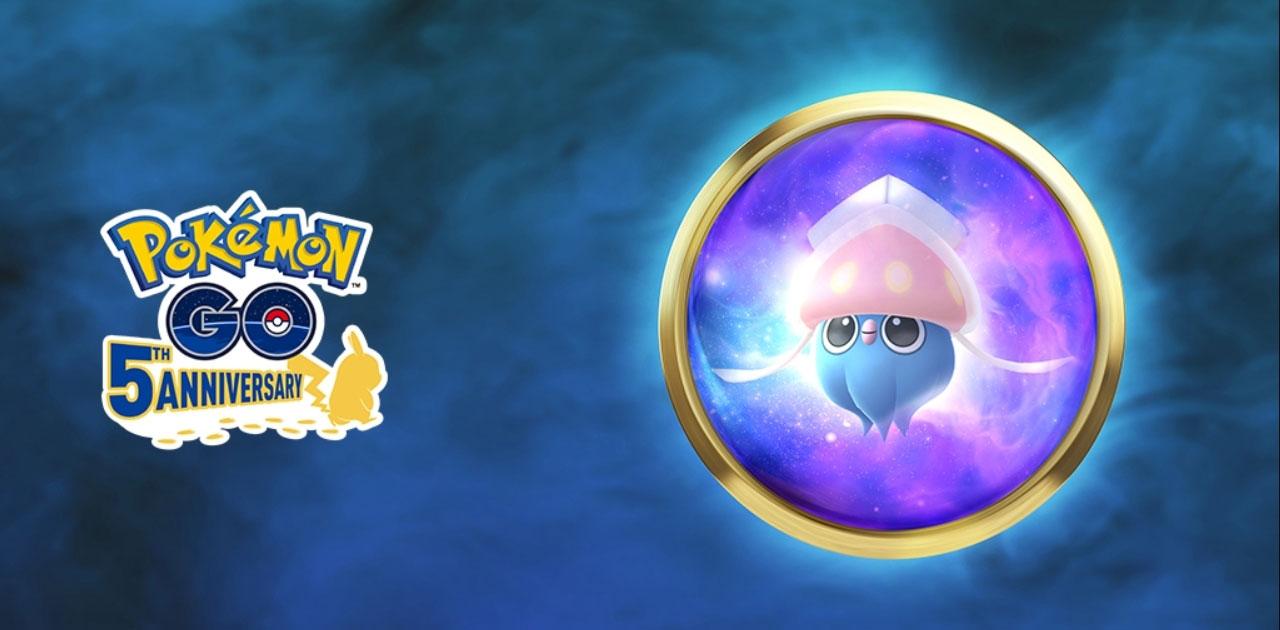 Pokemon Go Inkay & Malamar Evolution