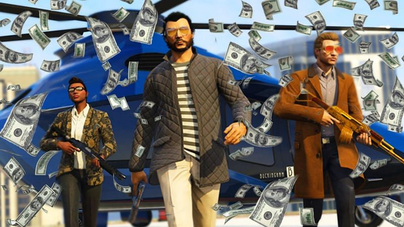 Some GTA Online players want Rockstar Games to integrate crossplay (Image via Rockstar Games)