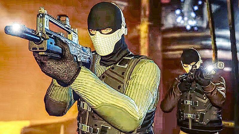 Doomsday Heist is one of the most popular heists in GTA Online (Image via GTA 5)