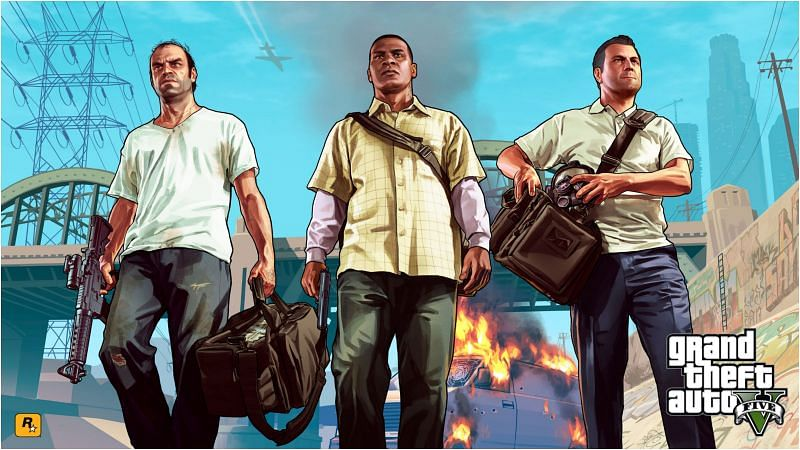 GTA 5 was a groundbreaking game when it came out (Image via Rockstar Games)