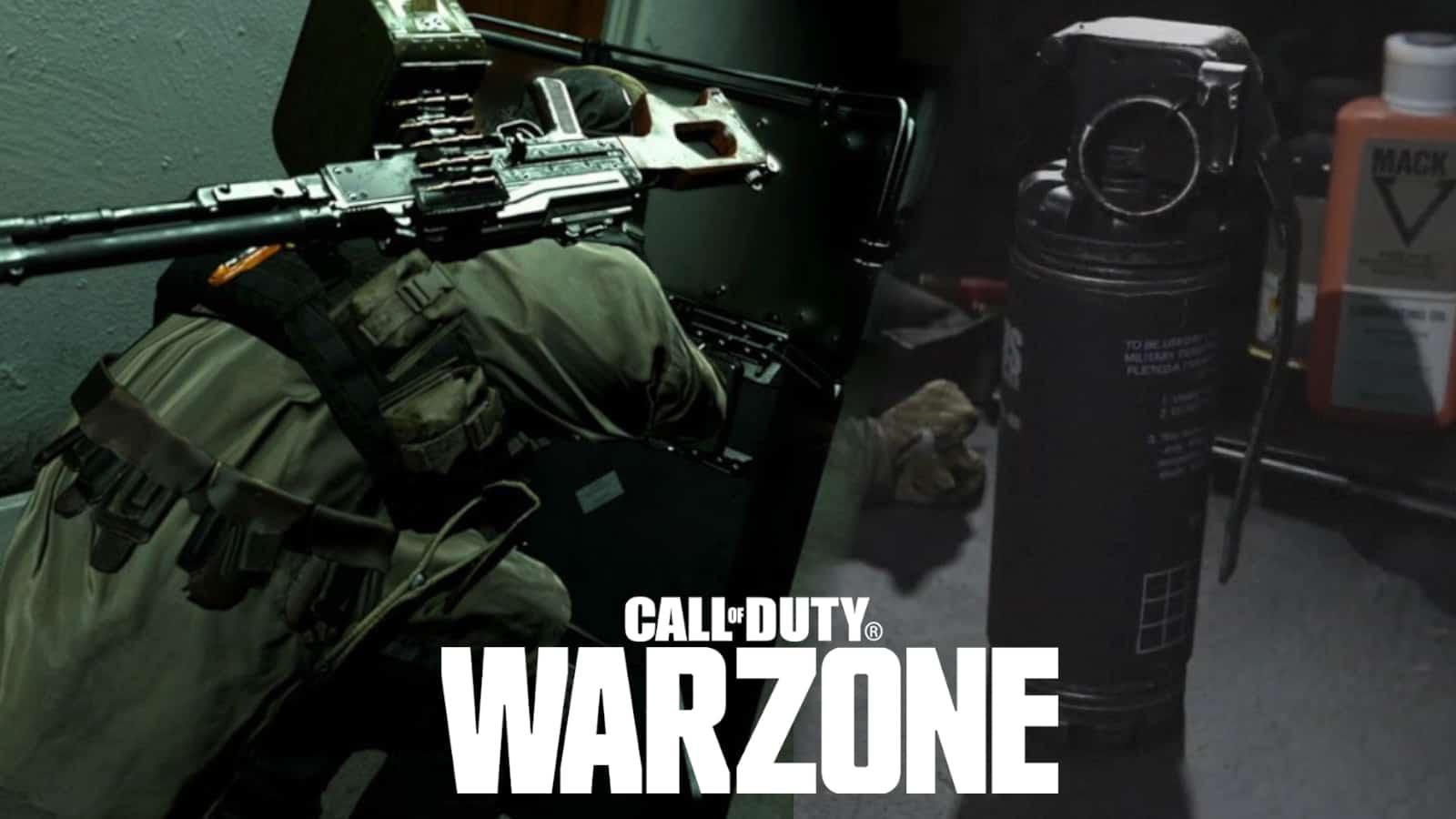 Le duo Warzone montre à quel point les flashs peuvent être cassés