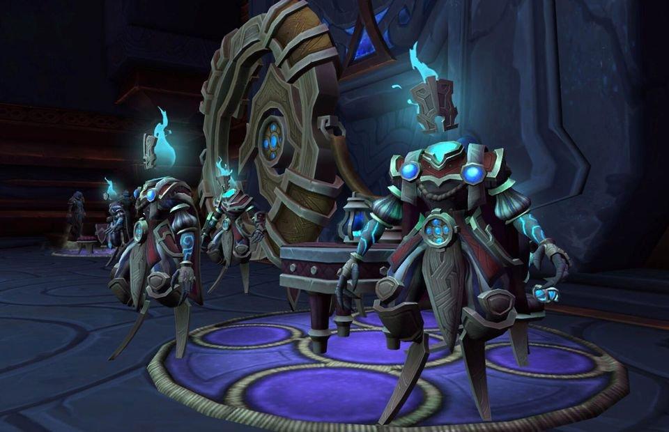 World of Warcraft Shadowlands 9.1.5 : date de sortie, notes de mise à jour et tout ce que vous devez savoir