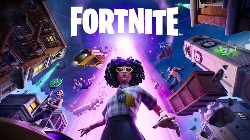 The promotional image for Fortnite Chapter 2 Season 7 (Image via Epic Games)