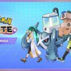 Qu'y a-t-il dans la nouvelle mise à jour de Pokemon Unite ?