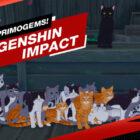 Genshin Impact Neko offre un total de 190 Primogems gratuits !