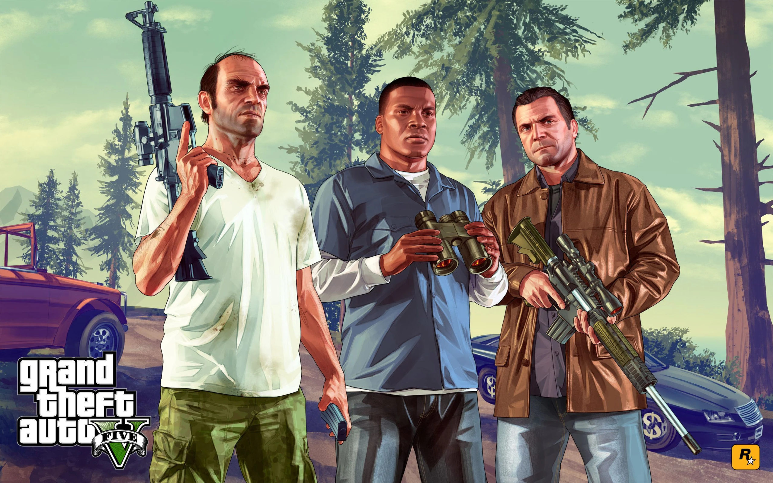 Comment Grand Theft Auto (GTA) est devenu une icône controversée de plusieurs milliards de dollars
