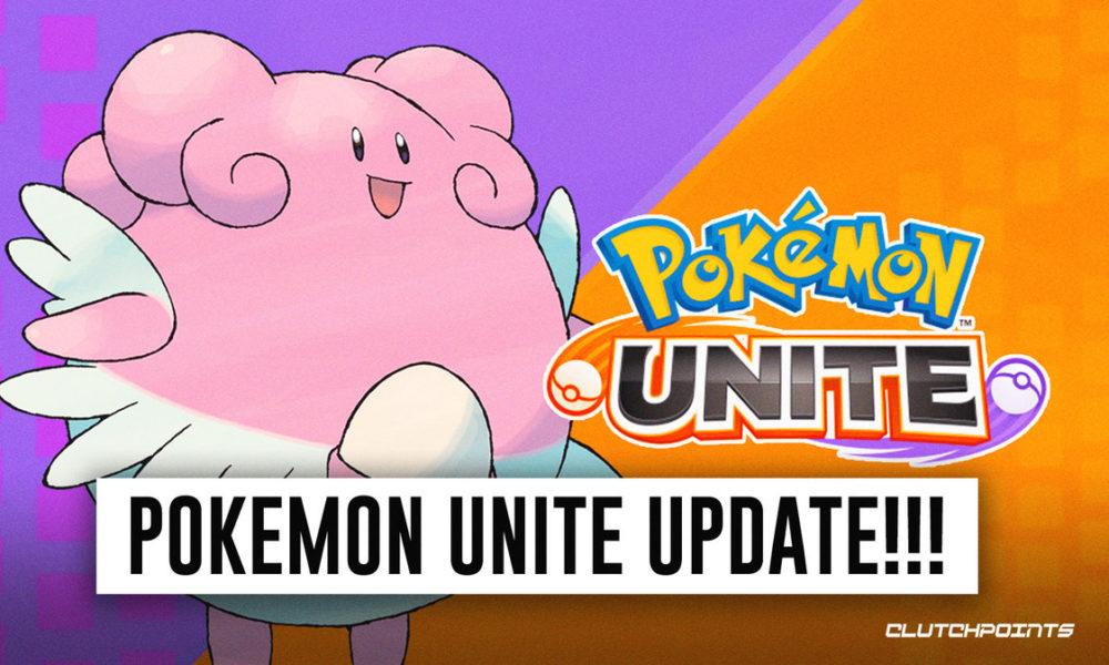 Pokemon Unite Update 9/8/2021