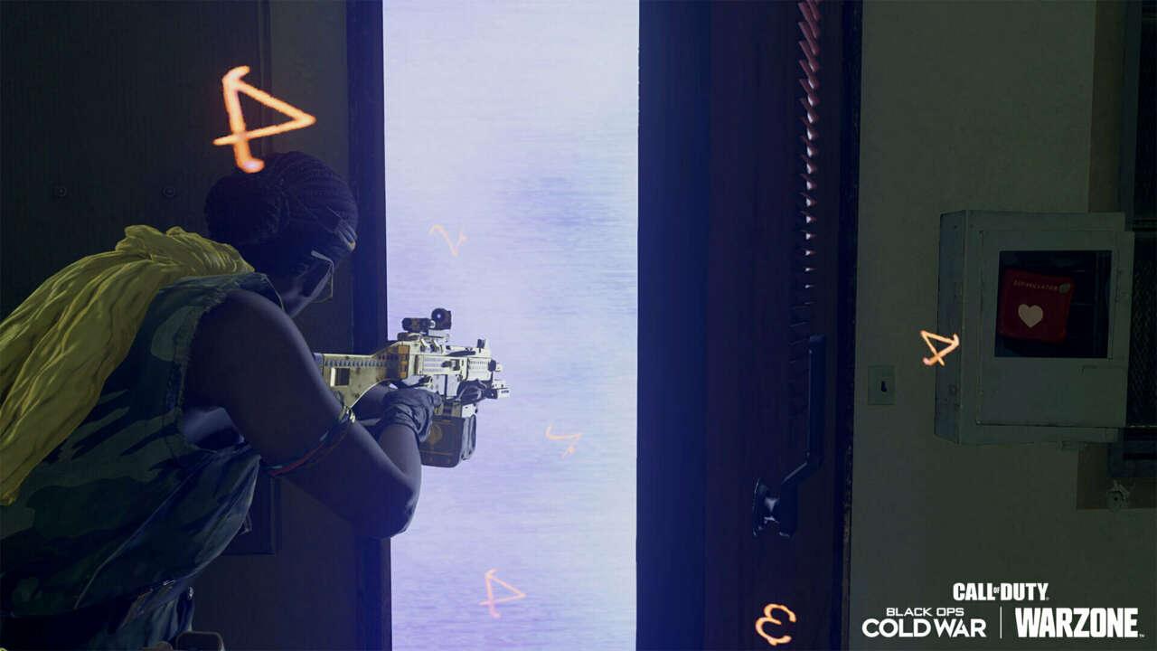 Comment terminer l'œuf de Pâques 'King' de Red Doors dans Call Of Duty: Warzone