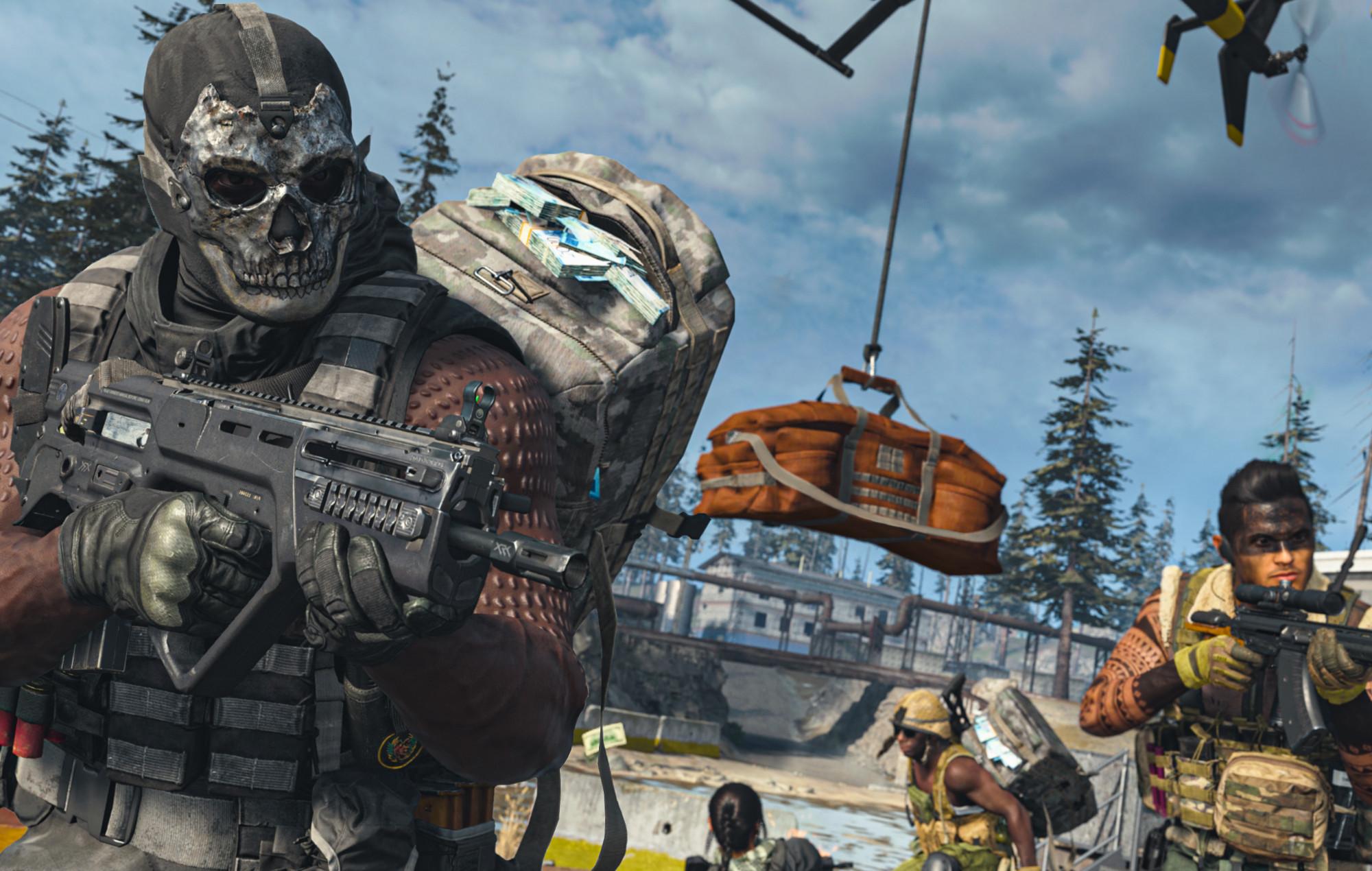 Le patch de Warzone ramène le mode Clash 50v50 et plus