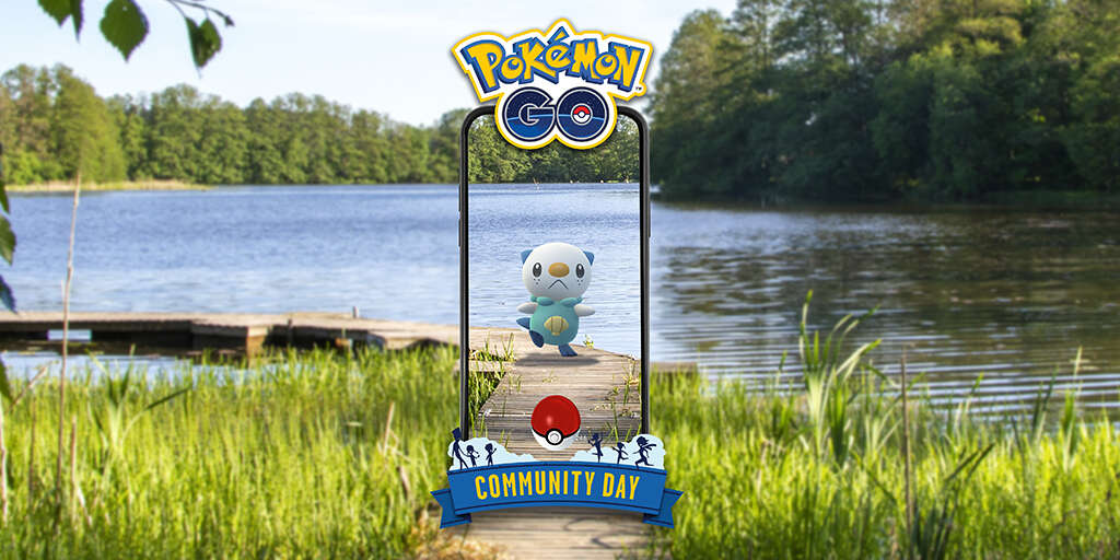Journée communautaire Pokemon Go de septembre 2021: Oschawott, nouveaux mouvements, bonus, etc.