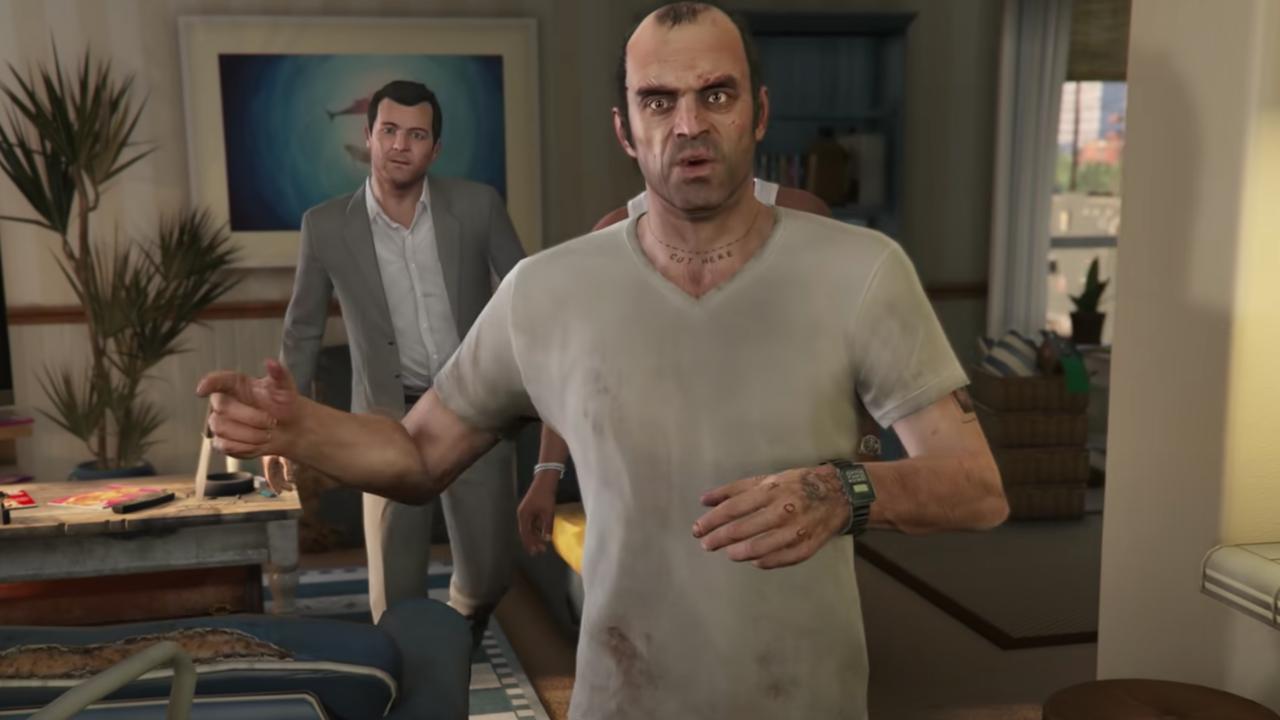 La nouvelle bande-annonce PS5 et Xbox Series X S de GTA 5 est massivement optimisée
