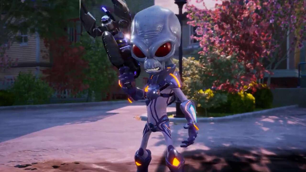 Destroy All Humans 2: Reprobed annoncé tôt par PlayStation