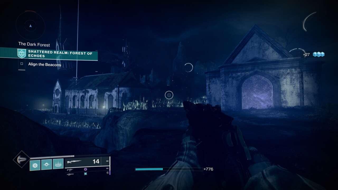 Destiny 2 Shattered Realm - Guide des mystères ascendants de Forest Of Echoes