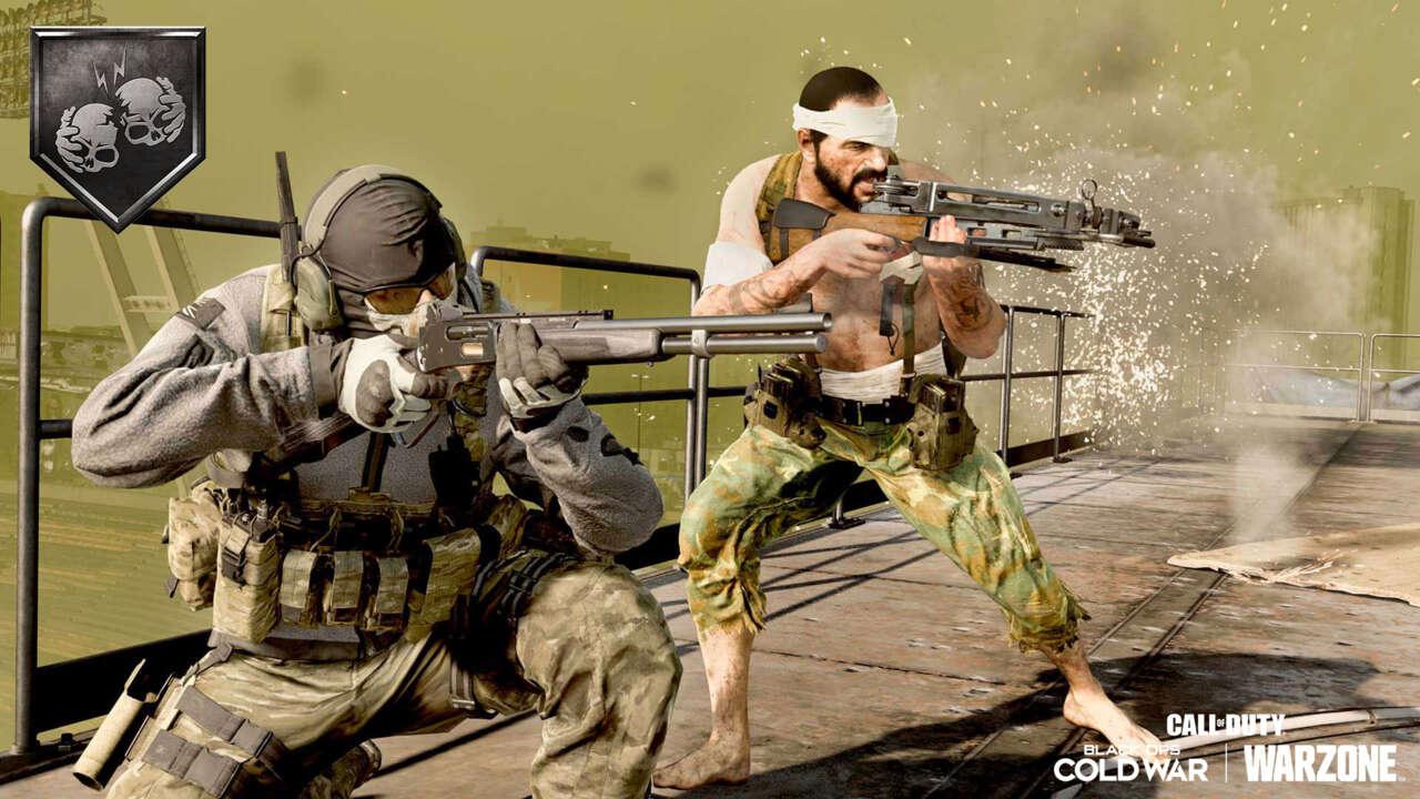 CoD: le nouveau mode Iron Trials '84 de Warzone devrait apporter des changements majeurs