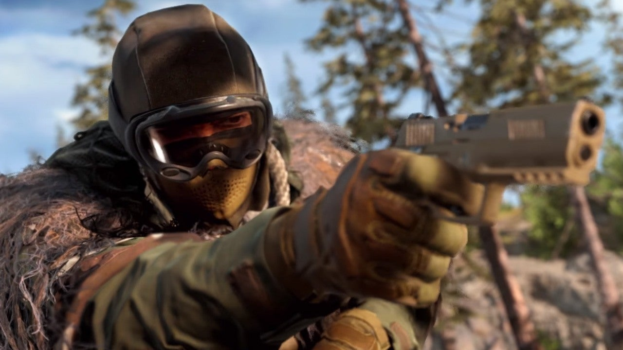 Call of Duty: les interdictions de matériel Warzone semblent être reportées sur Vanguard