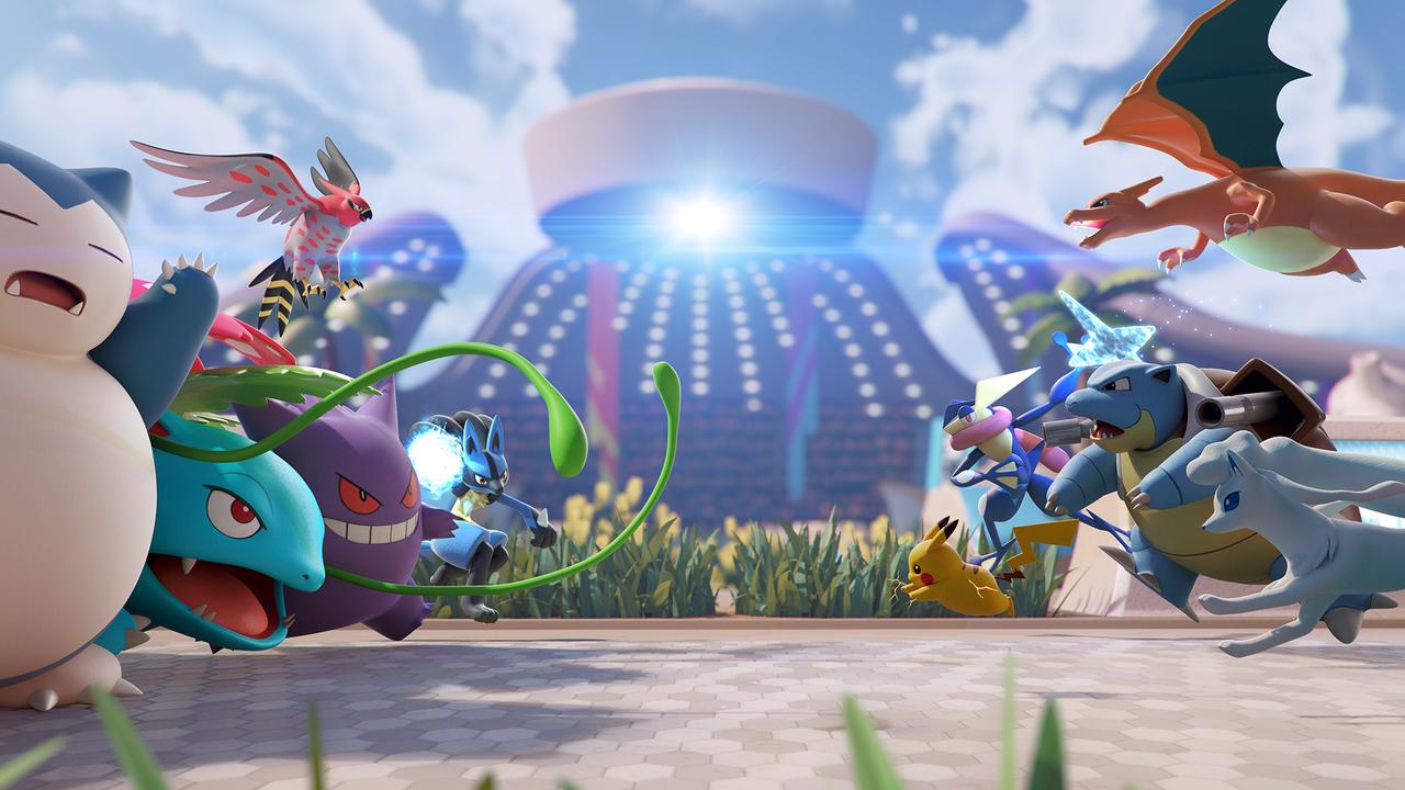 La grande mise à jour de Pokémon Unite comprend une multitude de nouvelles fonctionnalités et du jeu croisé