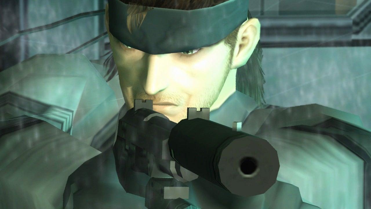 Hideo Kojima voulait à l'origine que Hans Zimmer compose la musique de Metal Gear Solid 2