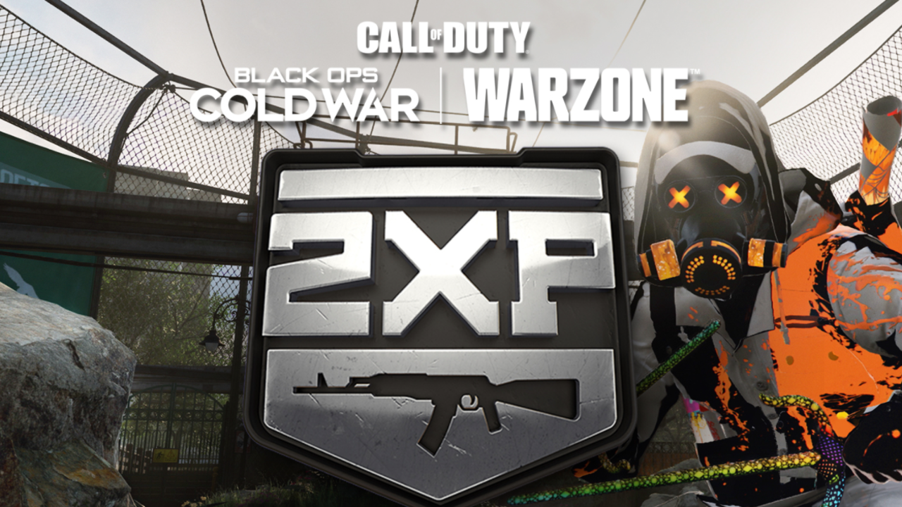 Call Of Duty Warzone et Black Ops Cold War proposent une double arme XP ce week-end
