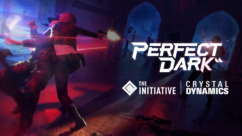 The Intitiative s'associe à Crystal Dynamics pour une obscurité parfaite