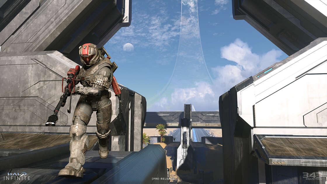 Halo Infinite Dev répond aux préoccupations concernant le PC d'assistance à la visée